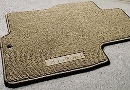2010-2013 Nissan Frontier King Cab PRO-4X Carpeted Floor Mat