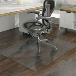 "Popular 36"" x 48"" Home Office Floor Office Rolling Chair Har"