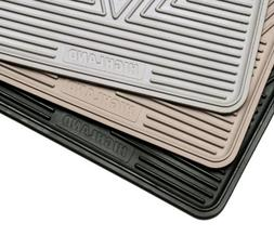 Highland 4402200 All-Weather Tan Front Seat Floor Mat