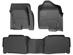 44481 1 2 front and rear floorliners