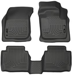 Husky Liners 99751 WeatherBeater Floor Liner for Select Ford