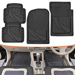 Motor Trend MT-794-BK FlexTough Advanced Performance Mats -