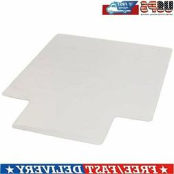 Clear Chair Mat Home Office Computer Desk Floor Carpet PVC P