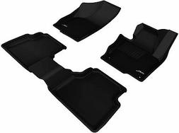 3D MAXpider Complete Set Custom All-Weather Floor Mat for VW