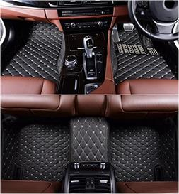 Okutech Custom Fit All-Weather 3D Covered XPE Leather Car Ca