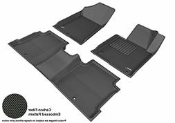 3D MAXpider Custom Fit Complete Floor Mat Set for Select Hyu