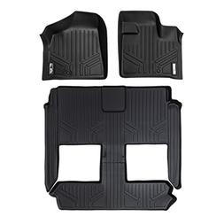 MAXLINER Custom Fit MAXFLOORMAT for Select Dodge CaravanChry
