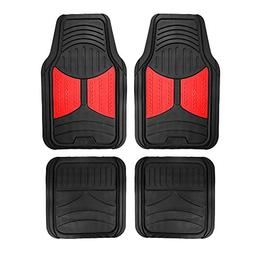 f11313red rubber floor red and black full