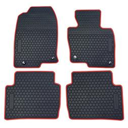 biosp Fit Mazda CX-5 CX5 2017 Runner Front and Rear Seat Flo