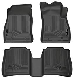Husky Liners Front & 2nd Seat Floor Liners Fits 14-18 Sentra