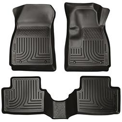 Husky Liners Front & 2nd Seat Floor Liners Fits 13-18 Encore