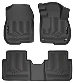 Husky Liners Front & 2nd Seat Floor Liners Fits 17-18 CR-V