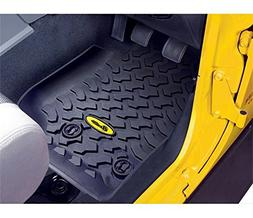 Front Pair of Floor Mats for Wrangler Unlimted for '14-'16