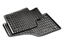 Audi Genuine 8U1061221A041 All-Weather Floor Mat, Front
