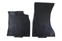 Genuine Audi Accessories 8T1061221041 Black Front All-Weathe
