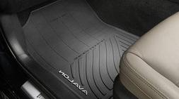 Genuine Toyota Avalon All-Weather Floor Liners PT908-07165-0