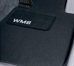 """BMW Genuine Black Floor Mats for E39 - 5 SERIES ALL MODELS"