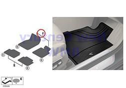 BMW Genuine Floor Mats All-Weather Lhd Front All-Weather Flo