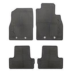 GM # 19243441 Floor Mats - Front and Rear Premium All Weathe