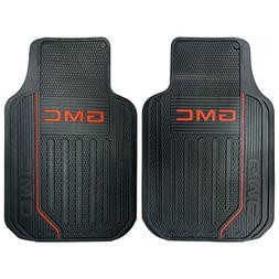 GMC Logo Elite Series Front Seat Car Truck SUV Rubber Floor