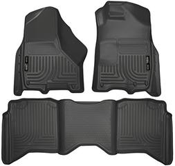 WeatherBeater Front and Rear Floor Liner