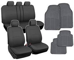 BDK InstaSeat Car Seat Covers & Floor Mats  NeoCloth & All-W