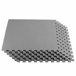 We Sell Mats Interlocking Anti-Fatigue EVA Foam Floor Mat, L