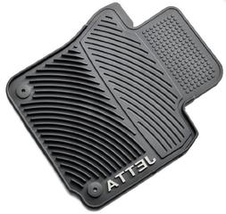 Volkswagen Jetta Monster Mat Rubber Floor Mats  2005.5 2006