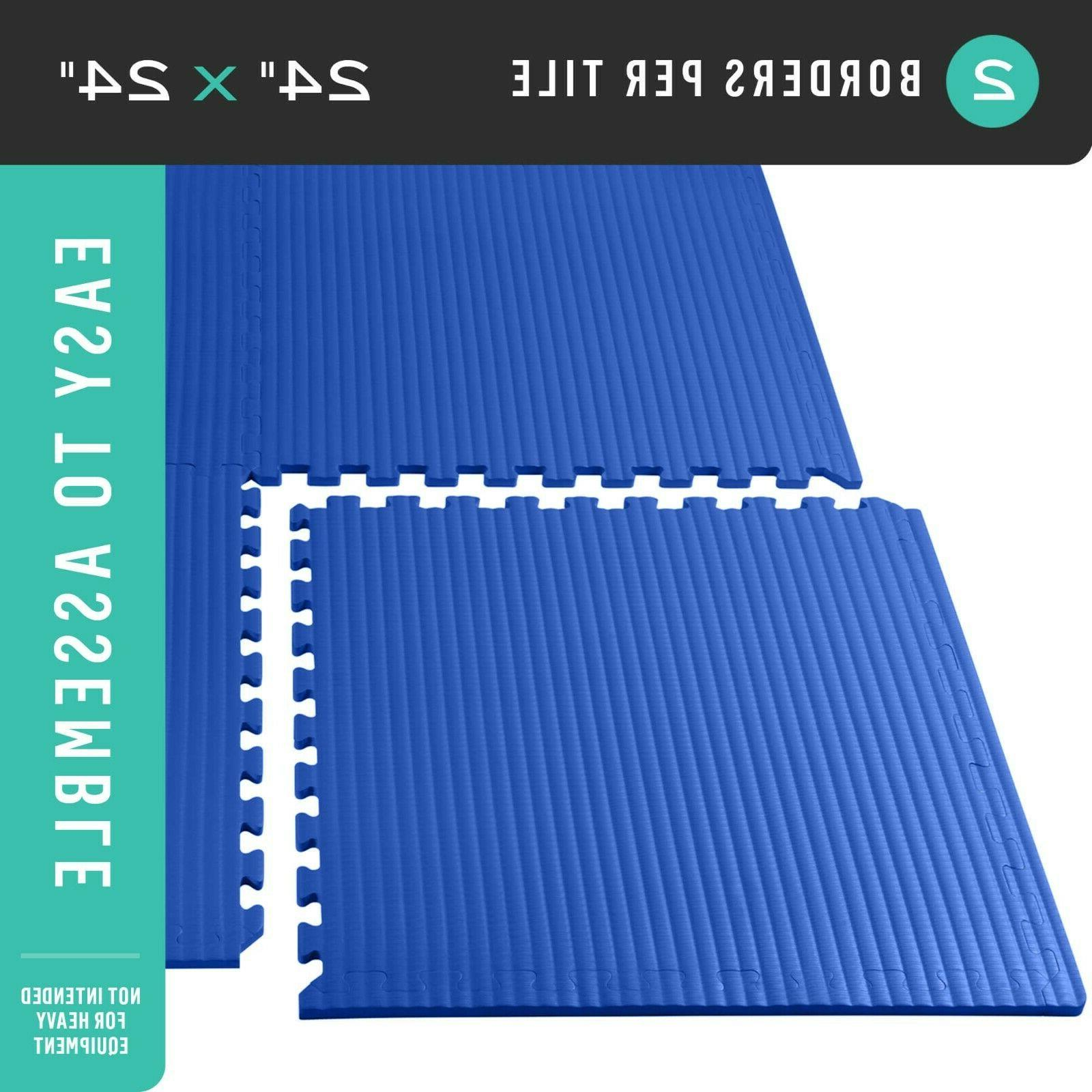 100 sq ft. Pattern Jiu Jitsu Karate MMA Floor Mat