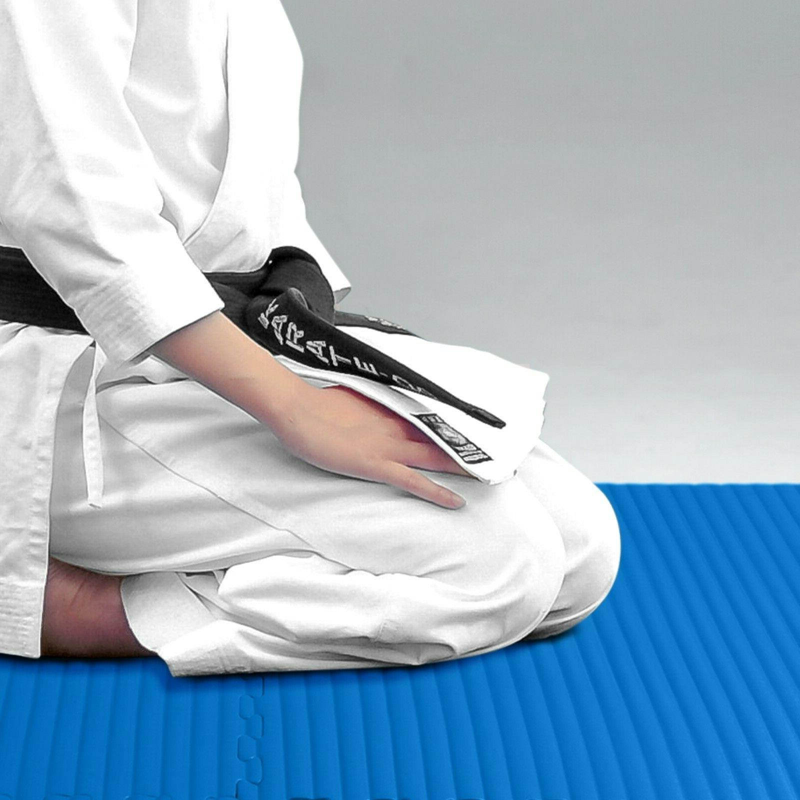 100 sq Pattern for Jiu Jitsu Karate MMA Floor