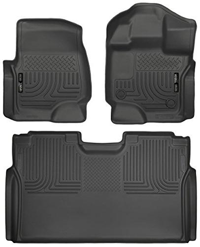 2015 2017 ford f 150 floor liners