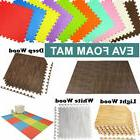 24'' EVA Foam Floor Mat Interlocking Exercise Gym Puzzle Til