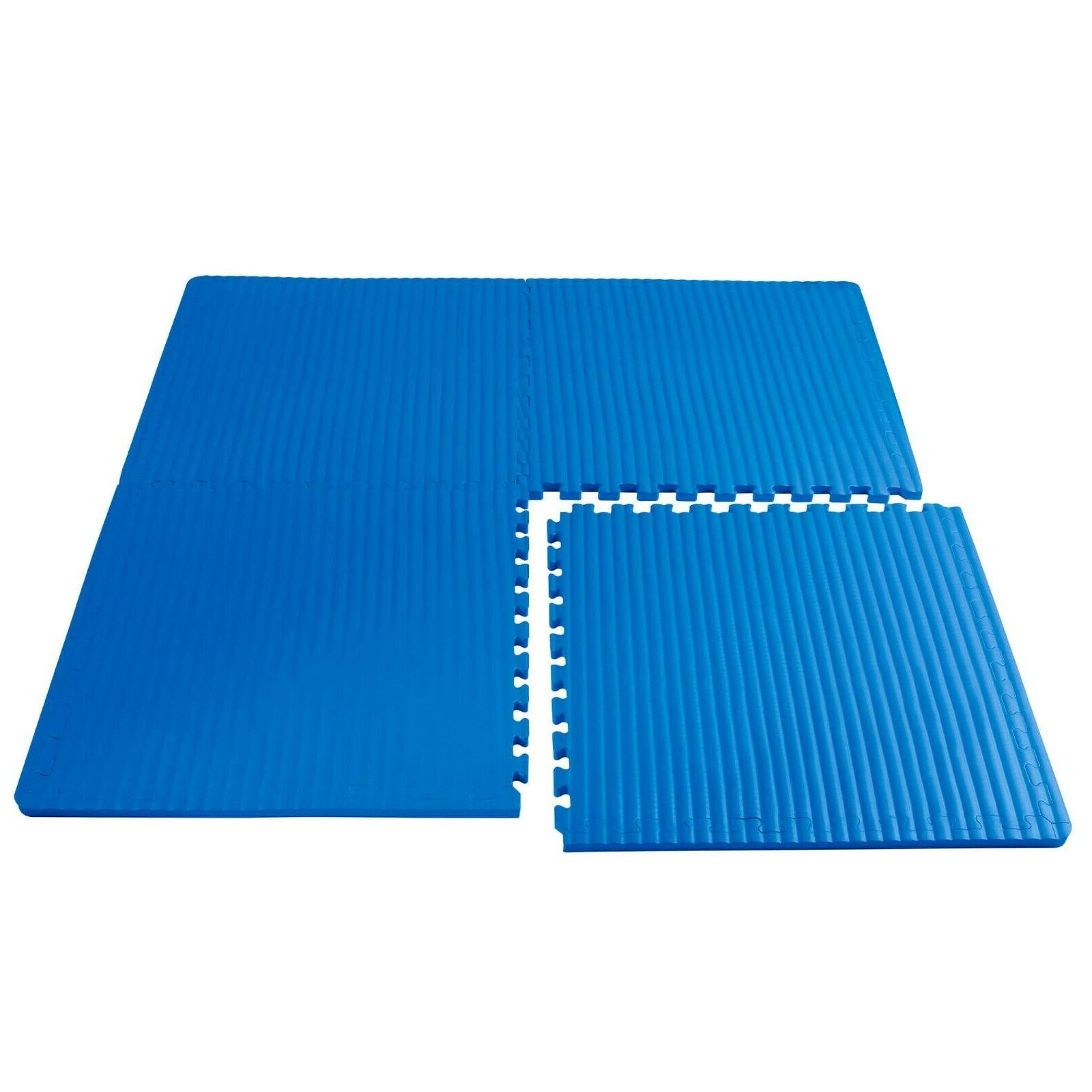 48 Floor Mats Gym Exercise