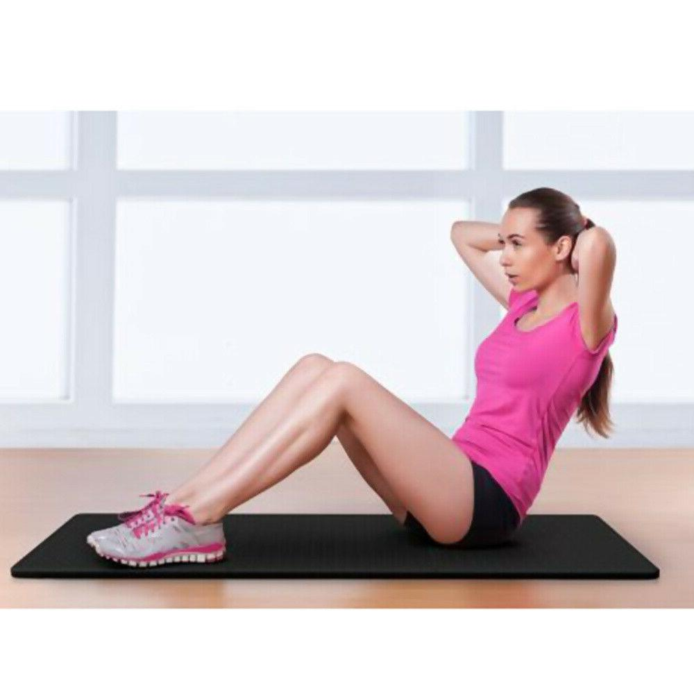 24SF Mat Fitness Puzzle Rug Workout Weight Lifting