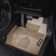 BMW 3-layer thermoplastic all weather floor liner; X5 E70 3r