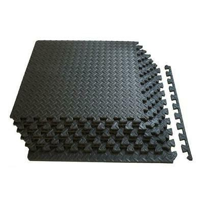 72~ Interlocking EVA Foam Floor Mat Gym Playground
