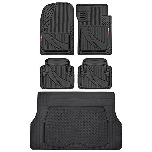 FlexTough Advanced Performance Liners - 5pc HD Rubber Floor