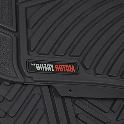 Motor Rows FlexTough Series Floor Mats Liners Duty Full