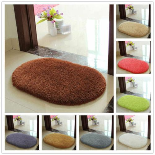 Absorbent Soft Bathroom Bedroom Floor Non-slip Mat Memory Fo
