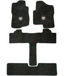 Cadillac Escalade 2nd Row Captain Seats Graphite Carpet Floo