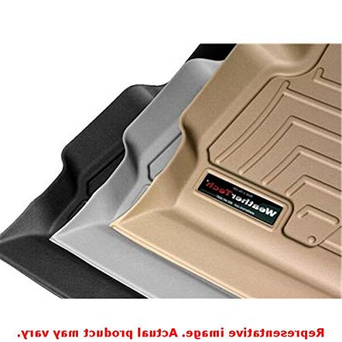 custom fit front floorliner for select cadillac