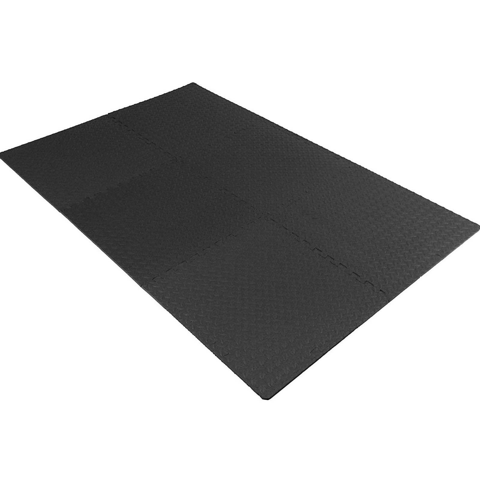 Exercise Gym Floor Tiles Puzzle