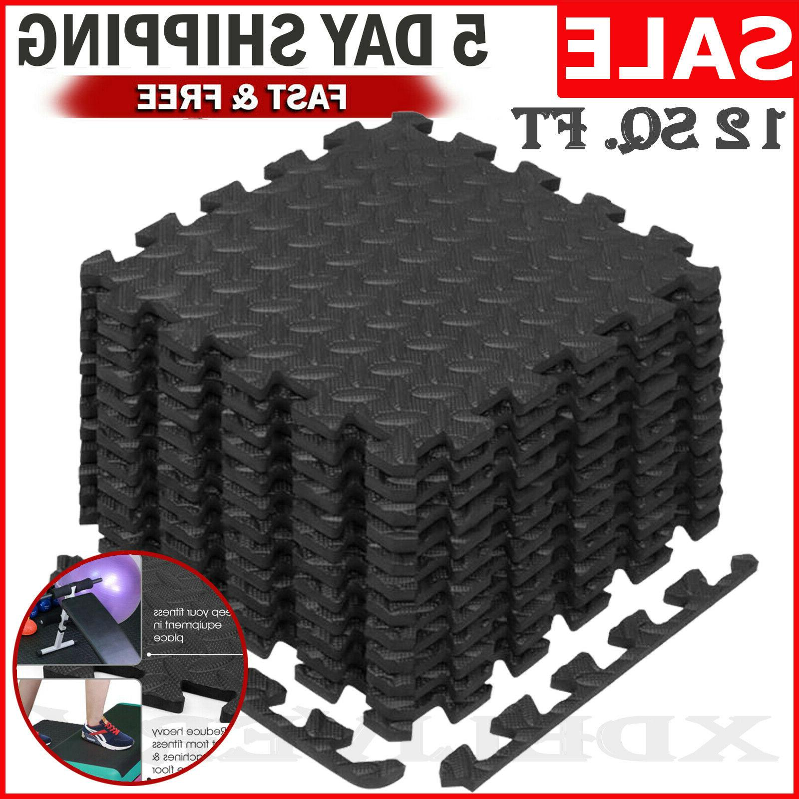 floor mat exercise gym rubber flooring tiles