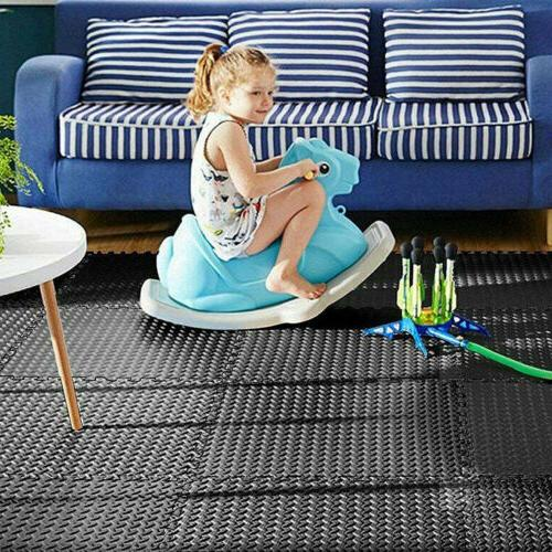 Floor Puzzle Workout Exercise Interlace Rubber