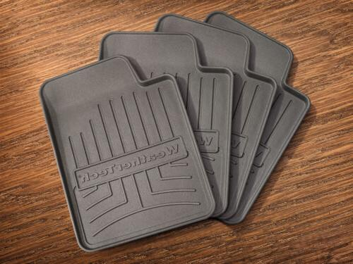 WeatherTech FloorLiner Drink Coasters - Floor Mat- 4 Pack