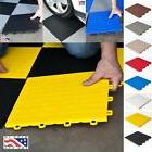 Garage Floor Tiles Interlocking Mats Coin Top Basement Float