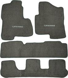 GMC Yukon XL Denali 2ND Row Bench Seat Medium Grey Carpet Fl