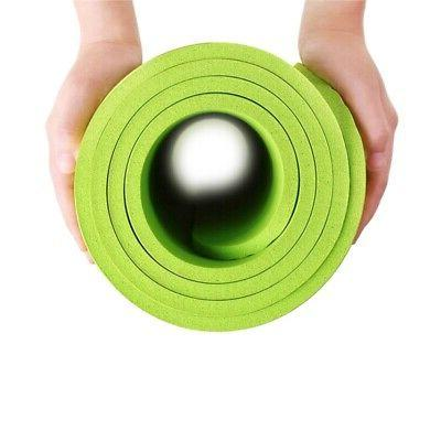 Large Thick Exercise Yoga Pilates Home FitnessNew