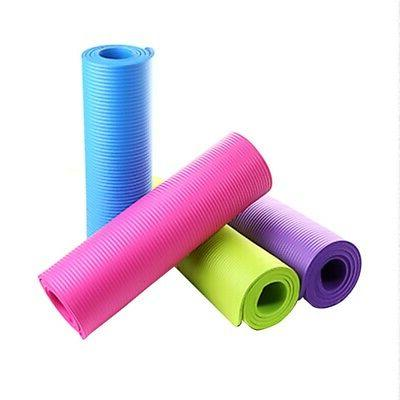 Large Thick Foam Exercise Yoga Mat Pilates Home FitnessNew