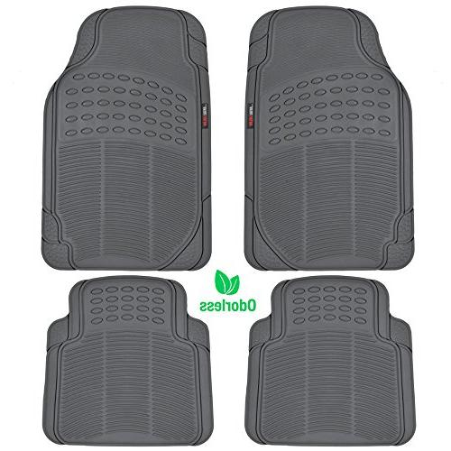 mt754gramw1 flextough heavy duty car floor mats
